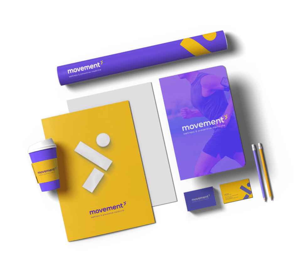 movement branding